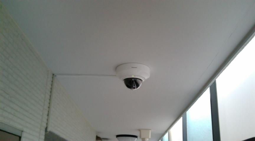 マンションセキュリティーWebカメラ