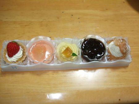 麻緒ケーキ