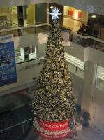 サンシャインシティクリスマスツリー