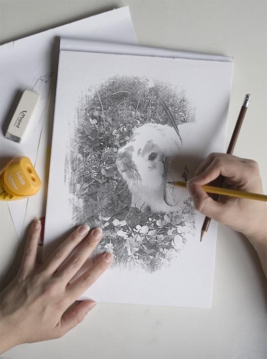 maro絵画