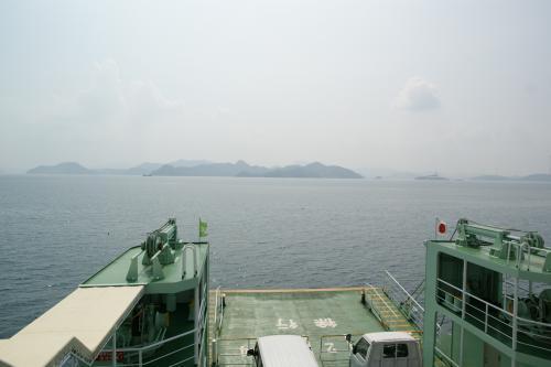 大崎上島へ