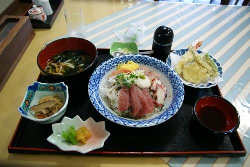 海鮮飯膳 ¥2000