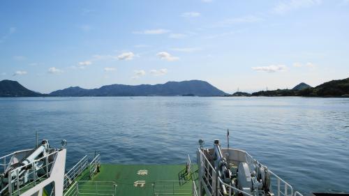 大三島へ!