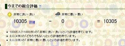 2009.10.22.ヤフオク評価