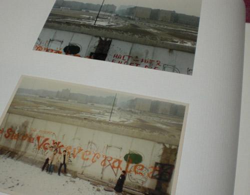 30年前のベルリンの壁