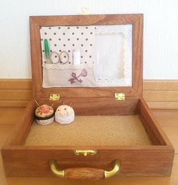 携帯裁縫箱1.中