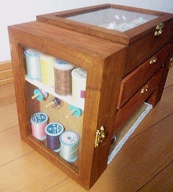 据え置き裁縫箱2