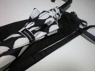 101118marimekko長傘&傘袋
