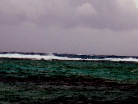 台風14号 9月15日