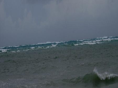 台風14号 9月16日
