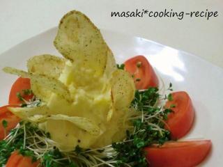 クリーミーマッシュポテトサラダ