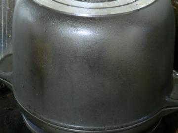110926【味わい鍋】きのこ茶碗蒸し⑤