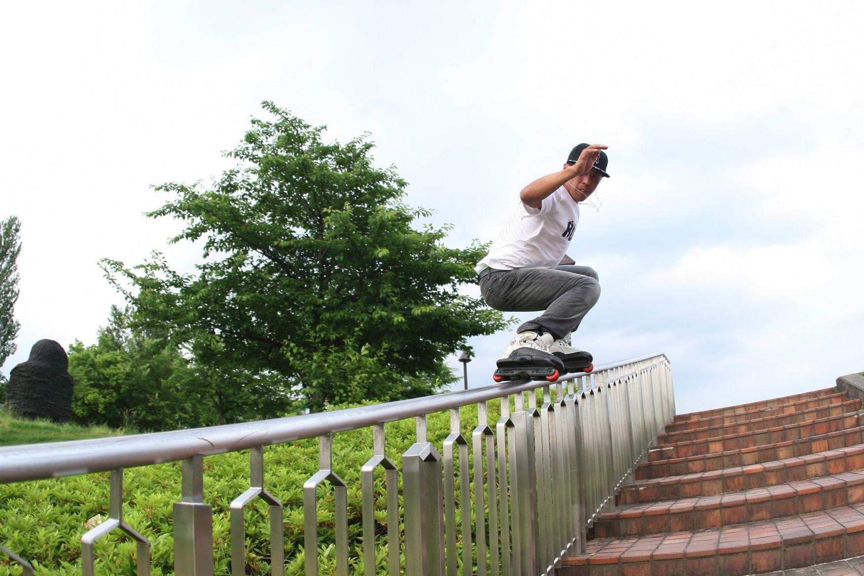バックサイドロイヤル yam 【20100620nagaoka】