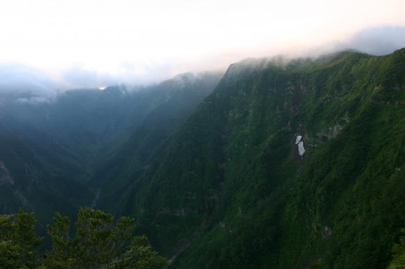 白糸の滝展望台