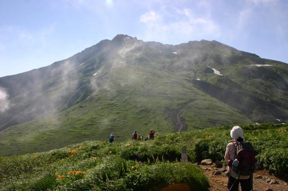 鳥海山メイン