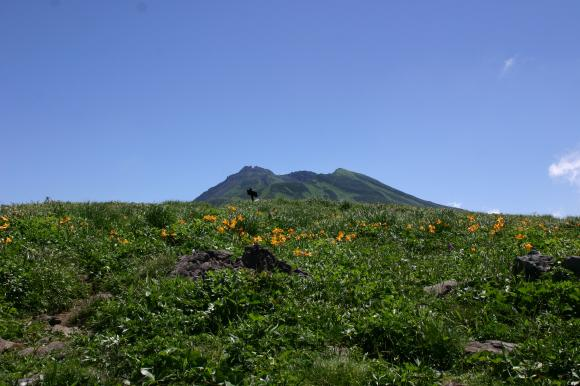 笙ヶ岳山頂