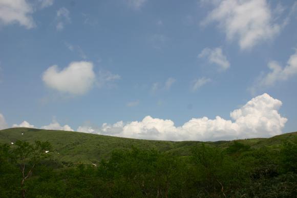 湯森山 雲