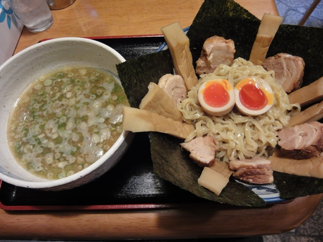 特製華丸つけ麺