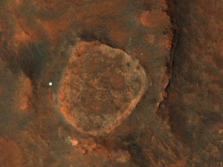 探査車スピリット、火星の冬越せず