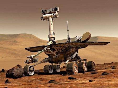 火星小型探査車