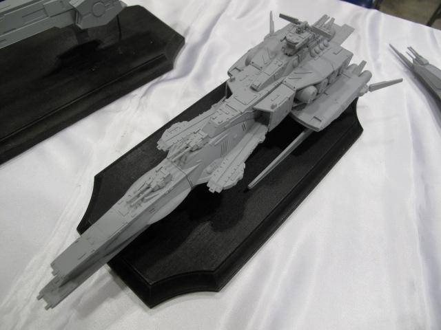 MRD(model reprica design) ラー・カイラム級機動戦艦