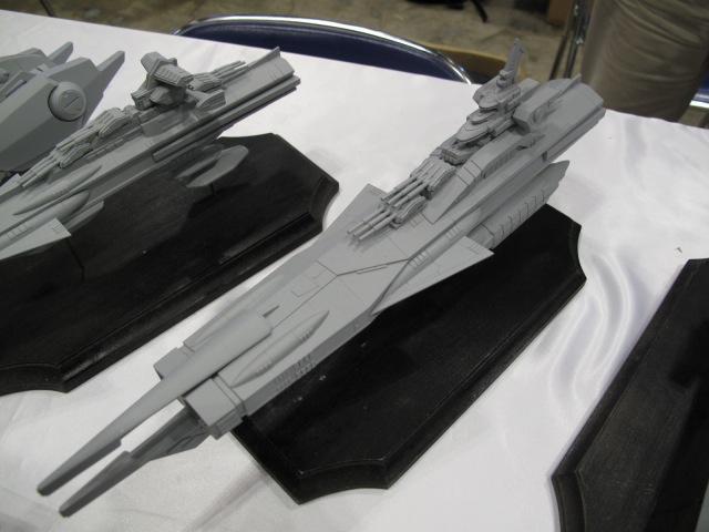MRD(model reprica design) 宇宙戦艦ヤマト・復活編スーパーアンドロメダ級戦艦