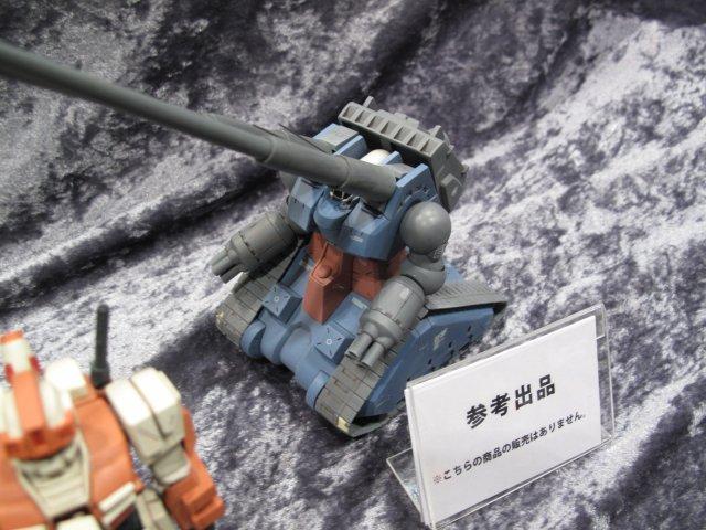 1/144 G作戦 量産型ガンタンク(第08MS小隊版)