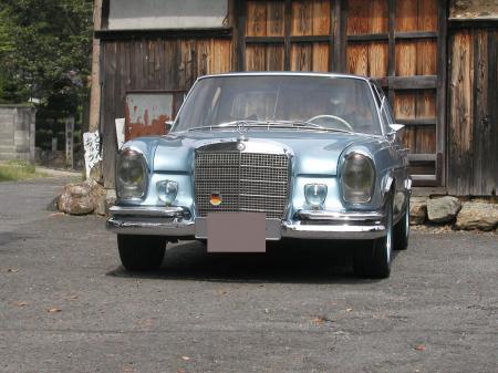 Mercedes Benz w108 280SE 3.5
