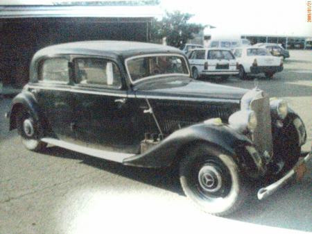 mercedes benz W143