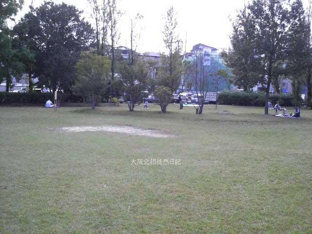 101011_北千里公園_芝生の広場