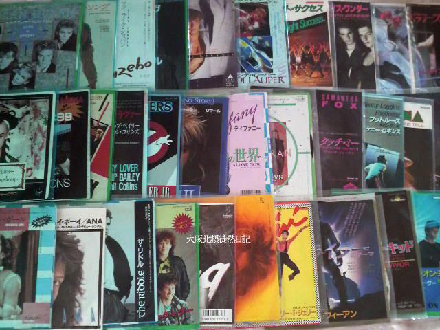 110609_ロックの日_レコード_ドーナツ盤(EP)