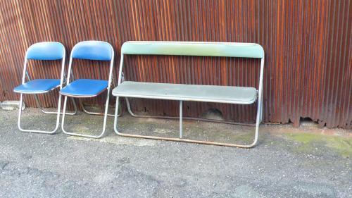 折り畳みベンチ