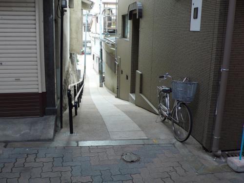 商店街の坂②