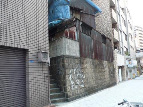 長堀階段②
