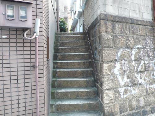長堀階段③