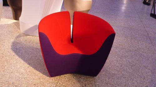 背割れの椅子