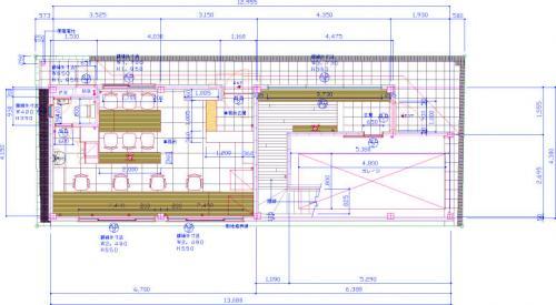 ブログ図面1F