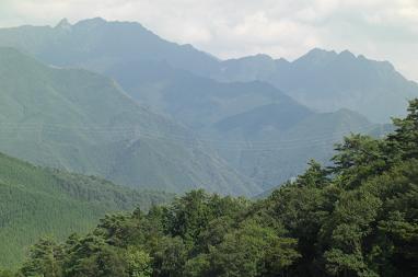 大峰山・稲村ケ岳