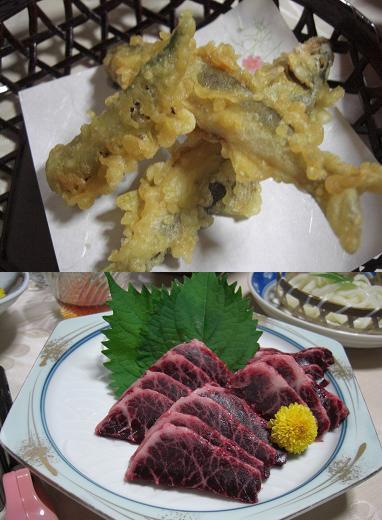 温泉民宿料理3