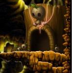 人形使いの洞窟