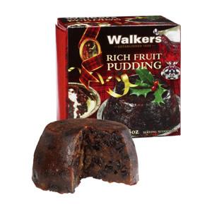 puddingウォーカーズフルーツプディング