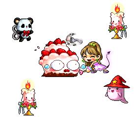 ケーキケーキ♪