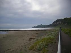 鳴り砂海岸
