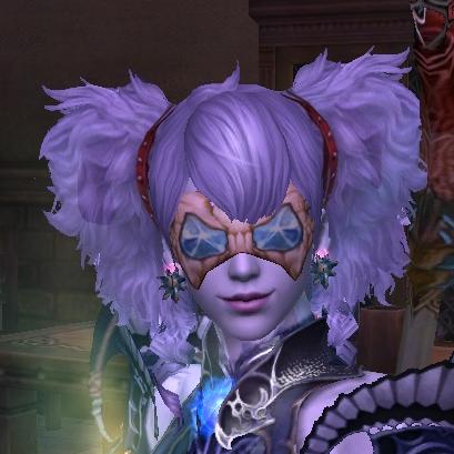 ハパヌヌのメガネ。