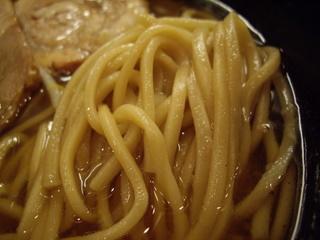 赤道 らぁめん(麺)