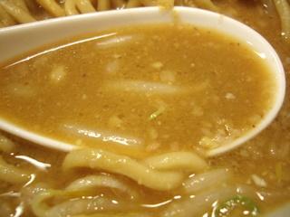 マルイチ 味噌らーめん(スープ)