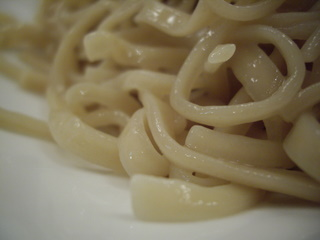 二代目けいすけ 海老そば外伝 濃厚海老つけめん(麺)