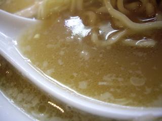 特麺コツ一丁ラーメン ラーメン(スープ)