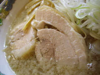 特麺コツ一丁ラーメン ラーメン(チャーシュー)