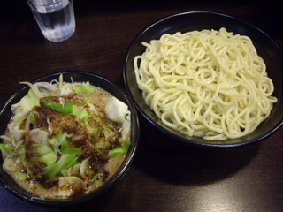 ones ones 野菜つけ麺